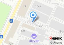 Компания «Автодор» на карте