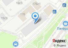 Компания «Магазин автозапчастей на Ижорском проезде» на карте