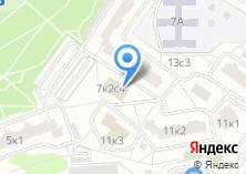 Компания «Пажетель» на карте