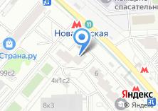 Компания «Сеть минимаркетов» на карте