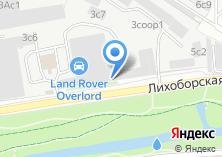 Компания «Автореверс» на карте