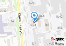 Компания «Исследовательский центр им. М.В. Келдыша» на карте