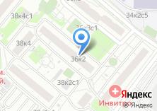 Компания «Бабушкино» на карте