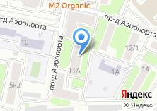 Компания «Ногтевой медицинский центр» на карте