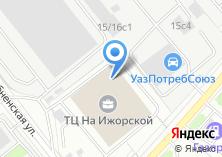 Компания «ТМК Двери» на карте
