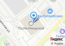 Компания «Zoofix.ru» на карте