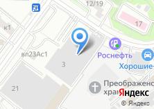 Компания «Кленмаркет» на карте