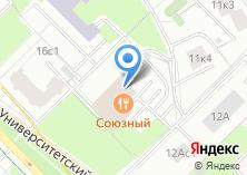 Компания «ТрастКапСтрой» на карте