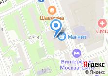 Компания «Библиотека №11 им. Д.В. Давыдова» на карте