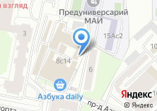 Компания «Галерея №30 арт-салон» на карте