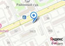 Компания «ТИБР-БС» на карте