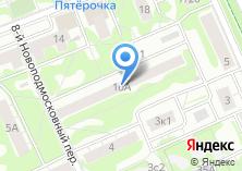 Компания «Детская библиотека №44» на карте