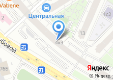 Компания «Светофоро» на карте