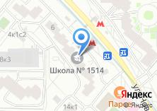 Компания «Обручевский» на карте