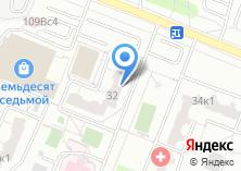 Компания «Территориальная избирательная комиссия района Коньково» на карте