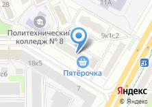 Компания «Ивановский текстиль магазин» на карте