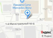 Компания «Инструментальный торговый дом» на карте