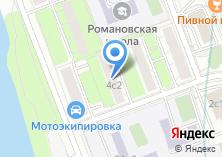 Компания «Юр-сервис» на карте