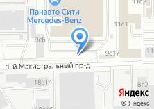 Компания «Студия аэрографии MC-Motors - аэрография на авто в Москве» на карте