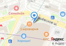 Компания «Аргострой» на карте