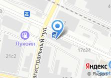 Компания «ИНК» на карте