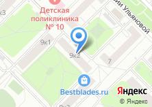 Компания «Ремонтное предприятие №39» на карте