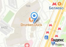 Компания «Азбука цветов» на карте