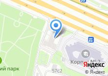 Компания «Регистратор» на карте