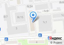 Компания «Комплект-Сервис» на карте