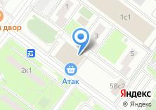 Компания «Nail-Yatsunskya» на карте