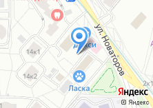 Компания «Город» на карте