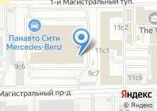 Компания «Мотореформа» на карте