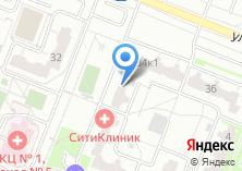 Компания «СОАРС» на карте