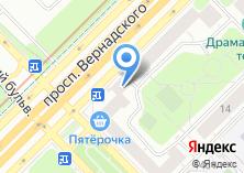 Компания «Купить москитную сетку Университет +7 (985) 774 60 17» на карте