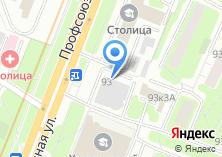 Компания «Совет ветеранов войны и труда района Коньково» на карте