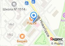 Компания «Город ремонтников» на карте