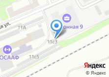 Компания «Мкс-сервис» на карте