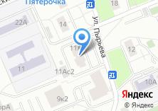 Компания «Атласпрофилакс» на карте