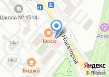 Компания «Лайфклиник» на карте