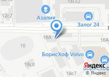 Компания «HD Logistic» на карте