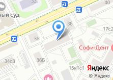 Компания «Багетная мастерская на Зои и Александра Космодемьянских» на карте