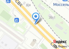 Компания «Фотомастерская на Солнечногорском проезде» на карте