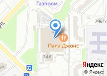 Компания «Эпона» на карте