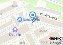 Компания «Фреш» на карте