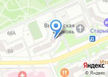 Компания «Simplex» на карте