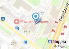 Компания «ЗАЛОГ УСПЕХА» на карте