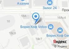 Компания «ЦентрПоставка» на карте