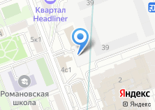 Компания «ДокТелеком» на карте