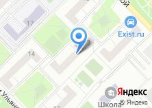Компания «Начальная школа-детский сад №1620» на карте