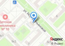 Компания «Магазин одежды и нижнего белья» на карте